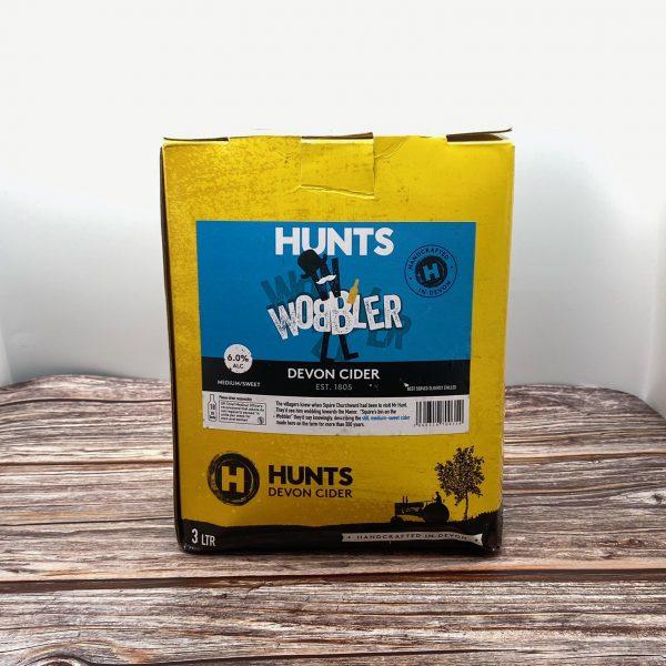 Hunts Wobbler Pouch – 3 litres