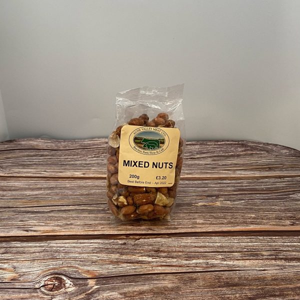 Mixed Nuts – 200g