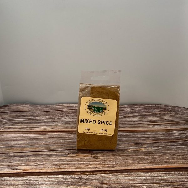 Mixed Spice- 75g