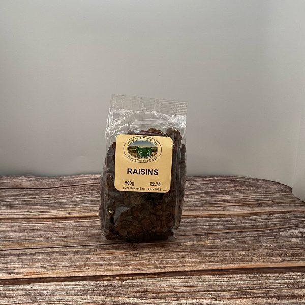 Raisins – 500g