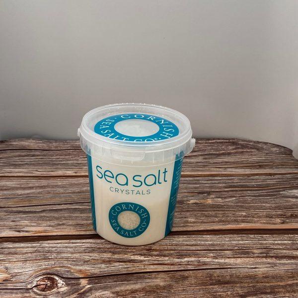Cornish Sea Salt Crystals – 500g