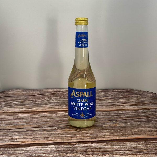 Classic White Wine Vinegar.  350g