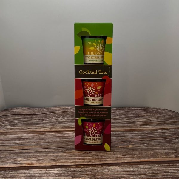 The Bay Tree Cocktail Trio Pack